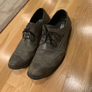 Steven Madden Wingtip Shoes